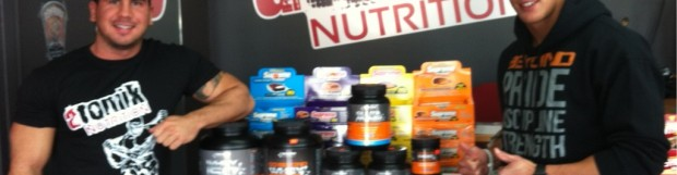 Supplements Package by Marc Fitt