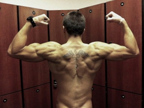 Extend triceps workout!