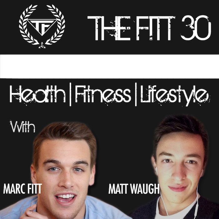 The Fitt 30: Episode 02 – A Check-in & Working Hard